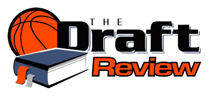the draft review logo